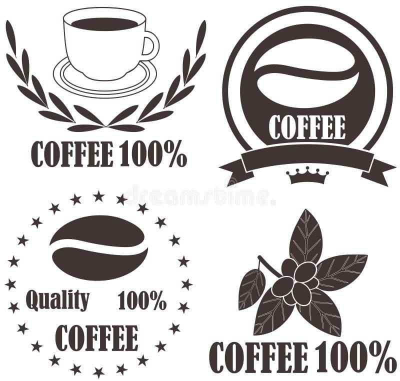 Кофе иллюстрация вектора