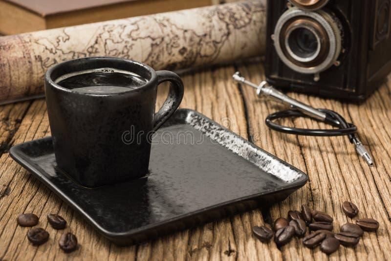 Кофе Globetrotter стоковое изображение