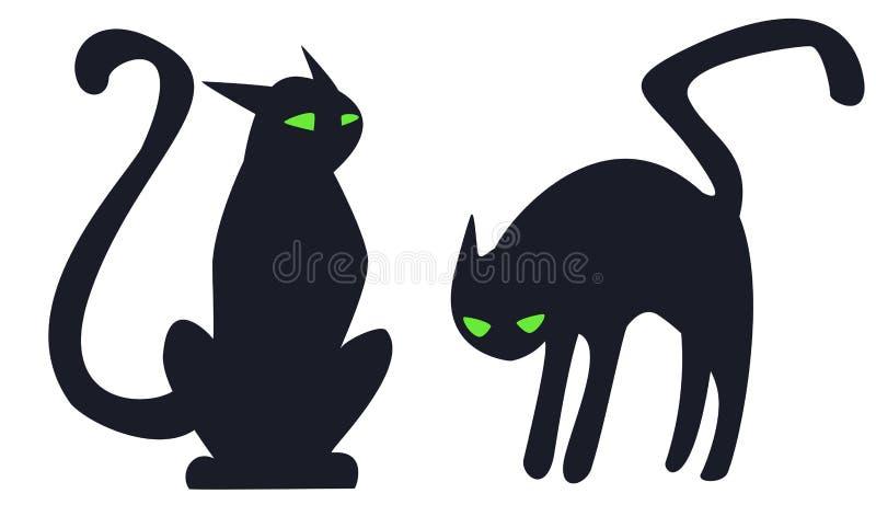 Кошки бесплатная иллюстрация