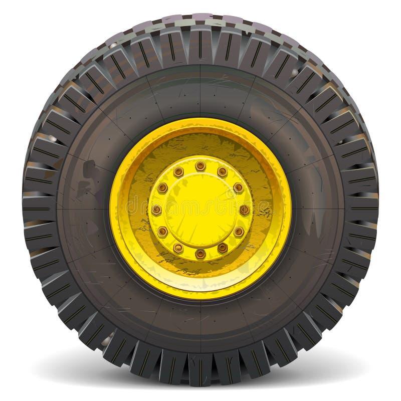 Колесо трактора картинка для детей