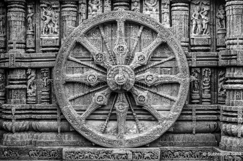 Колесо колесницы стоковые изображения
