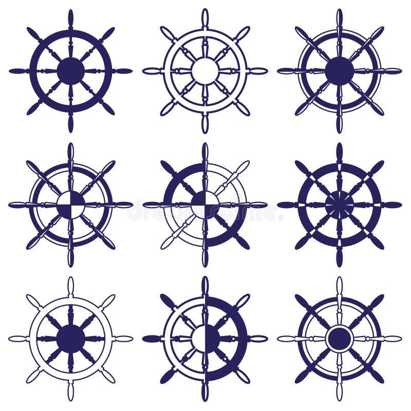 Колесо иллюстрация вектора