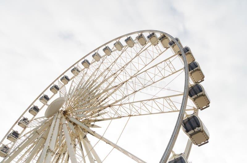Колесо ferris Брайтона стоковое фото