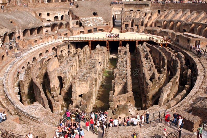 Колизей Рим Италия стоковое изображение rf