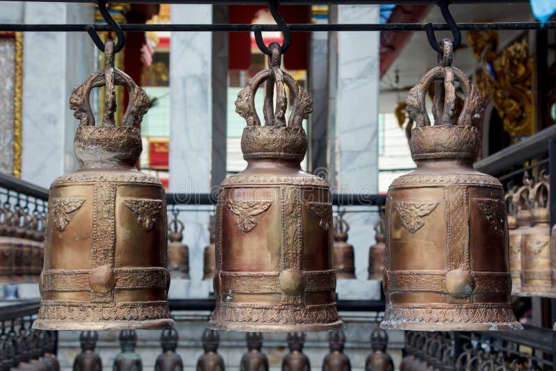3 колокола стоковое изображение rf
