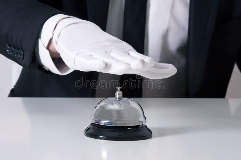 Колокол Батлера стоковое фото rf