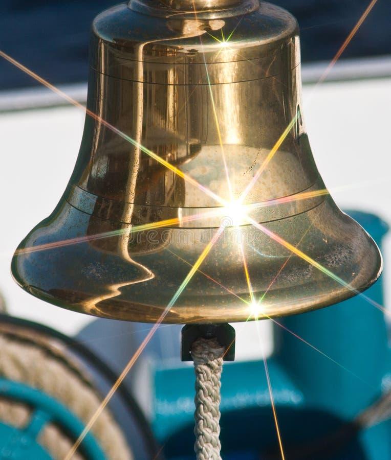 Колокол корабля стоковая фотография rf