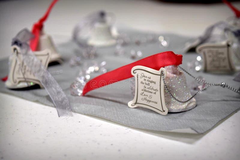 колоколы wedding стоковое изображение