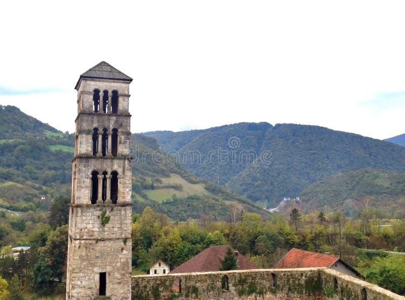 колокольня башни luca стоковое изображение