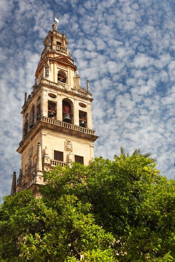 Download Колокольня (Torre De Alminar) собора Mezquita (Gre Стоковое Фото - изображение насчитывающей bluets, muslim: 37926302