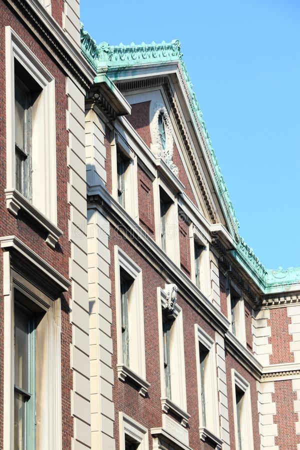 Download Колумбийский университет стоковое изображение. изображение насчитывающей образование - 41654277