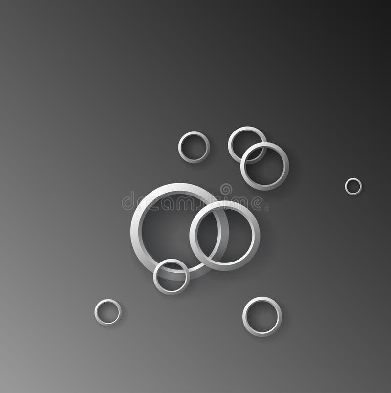 кольца иллюстрация штока