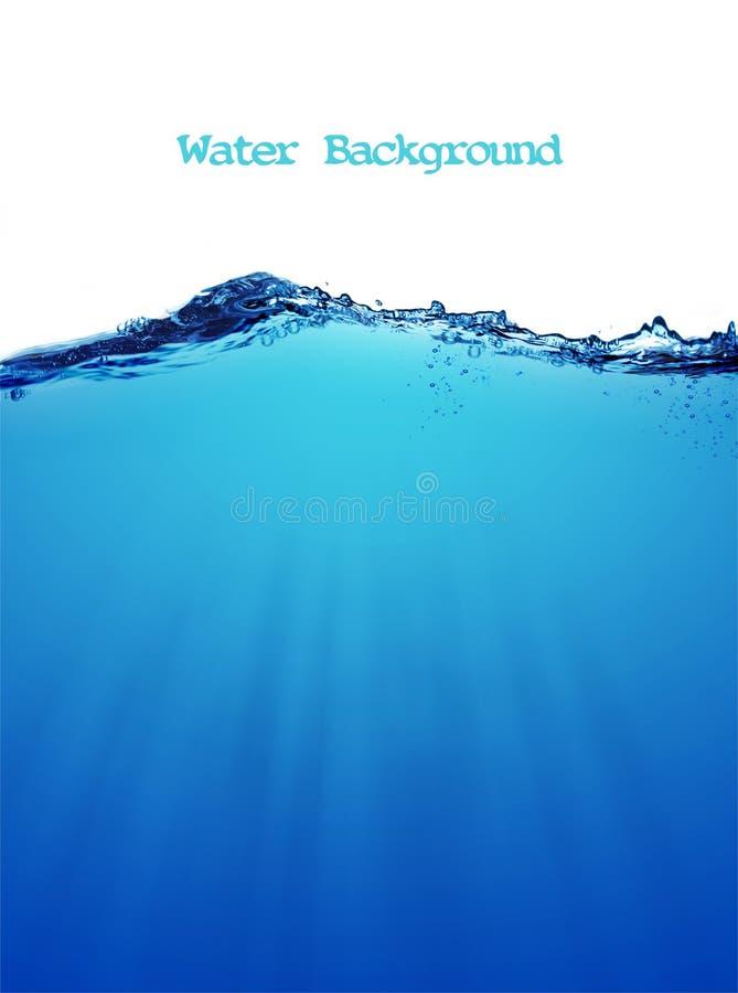 Кольцо воды стоковые изображения rf
