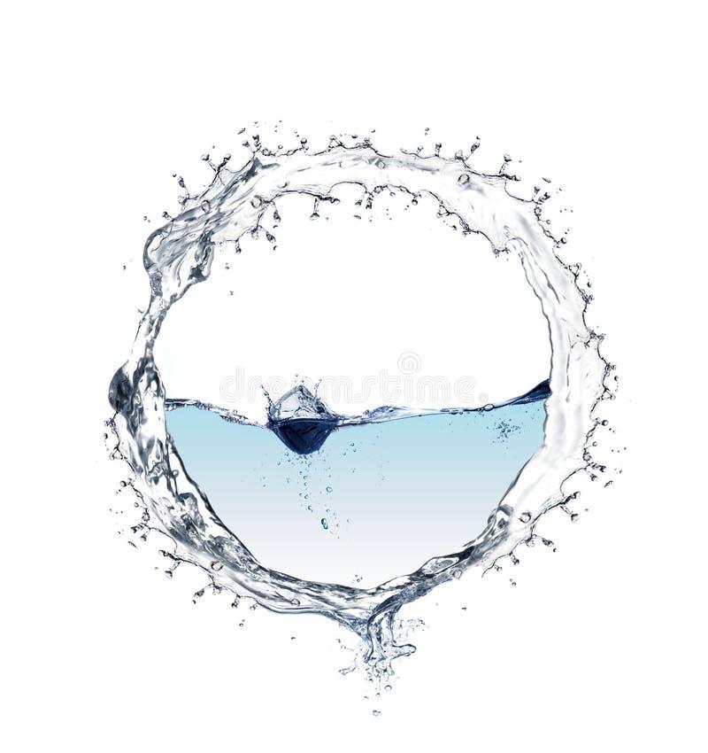 Кольцо воды стоковые фото