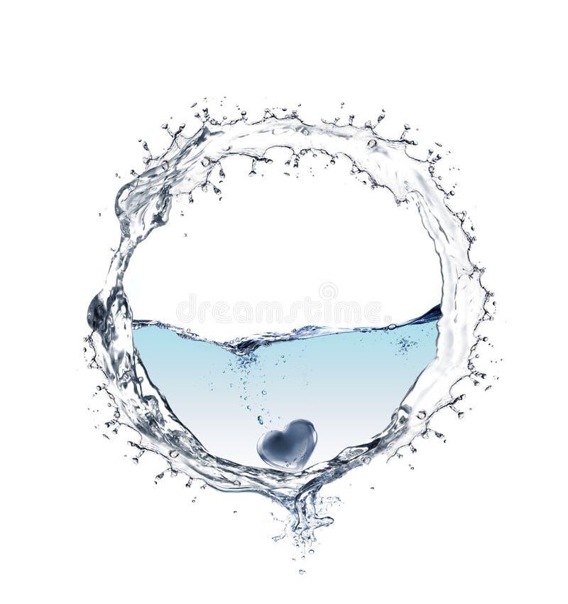 Кольцо воды стоковое фото