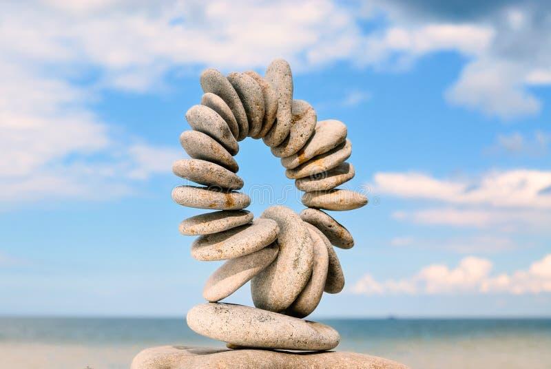 Кольцо камней стоковое изображение rf