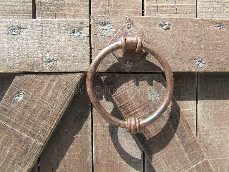 Кольцо порта стоковое изображение