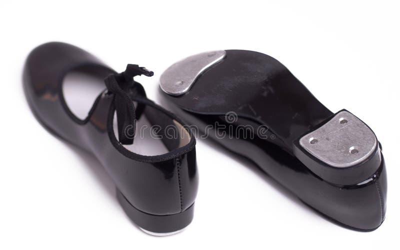 кран ботинок танцульки стоковые изображения rf