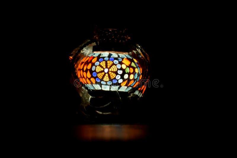 Красивая лампа стоковое фото