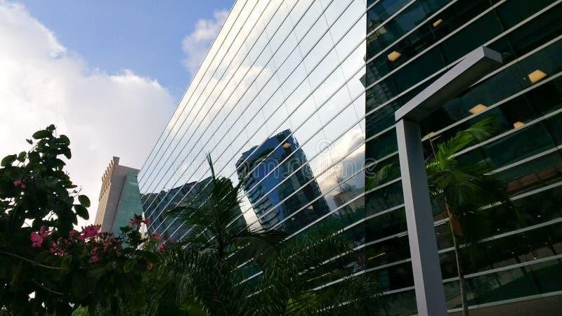 Красивая архитектура стоковое изображение rf