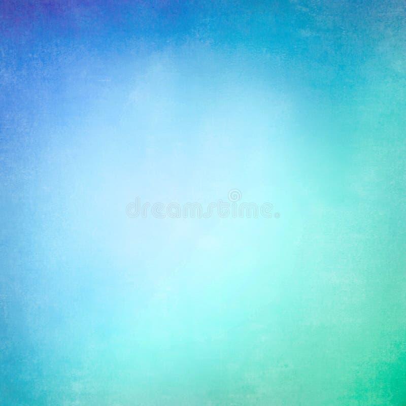 Красивая голубая пастельная предпосылка стоковые изображения rf