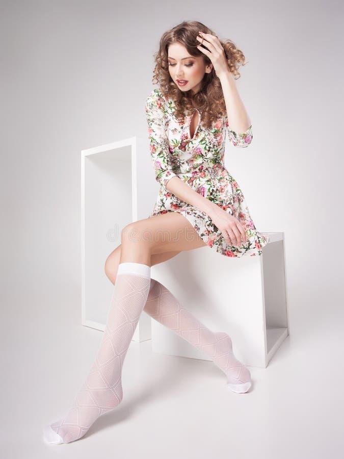 Красивые сексуальные ноги и тело