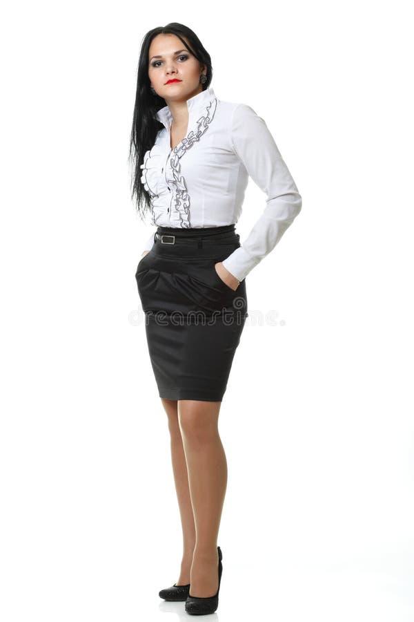 Download Красивая женщина с длинними волосами Стоковое Фото - изображение насчитывающей привлекательностей, затишье: 33734608