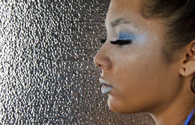 Красивая молодая женщина стоковые фото