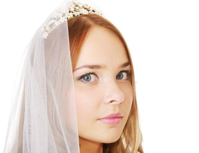 Download Красивая невеста стоковое изображение. изображение насчитывающей счастливо - 33731081