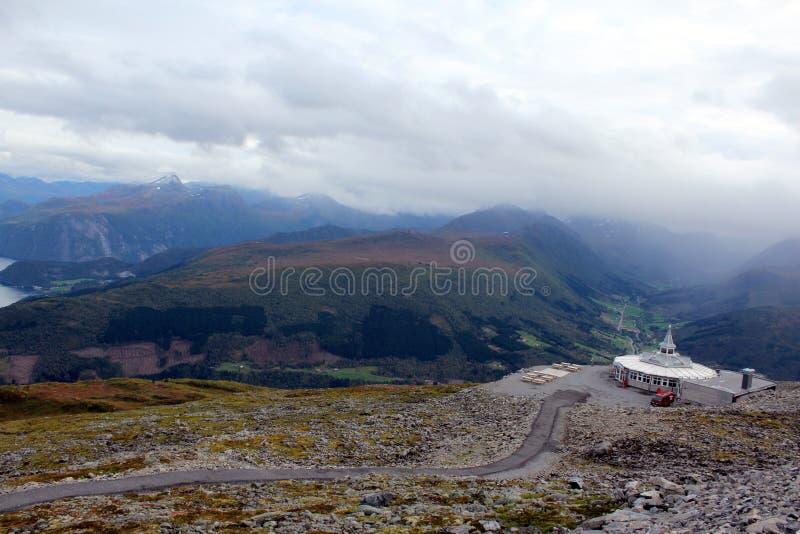 Красивая Норвегия стоковое изображение rf