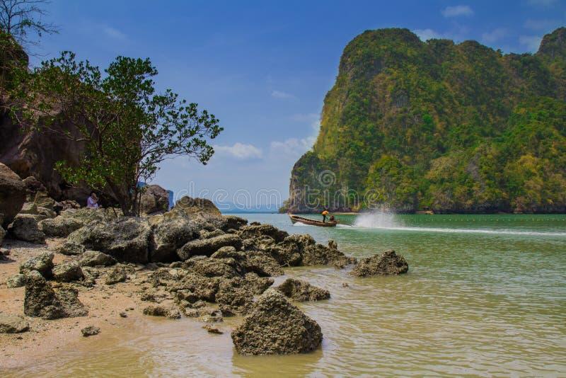Красивая природа Таиланда стоковая фотография