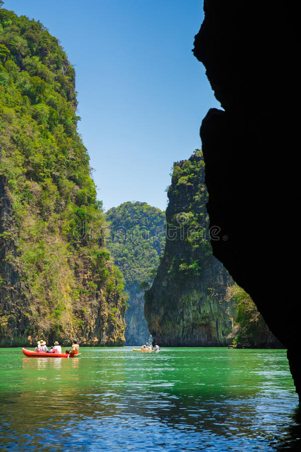 Красивая природа Таиланда стоковые фото