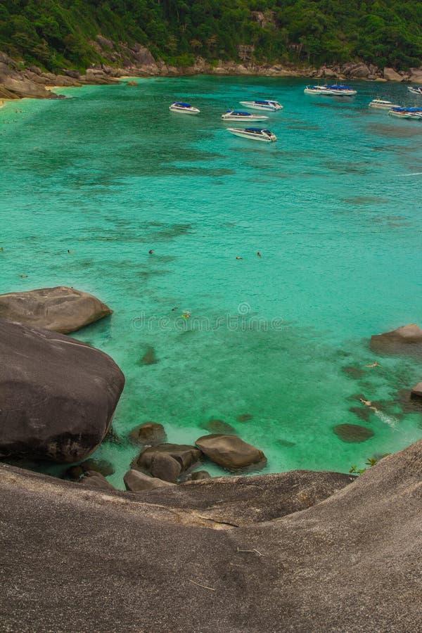 Красивая природа Таиланда стоковое изображение rf