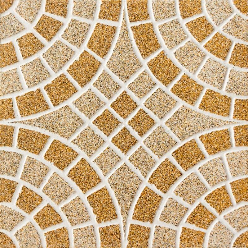 Красивая плитка мрамора стена текстуры кирпича предпосылки старая стоковая фотография