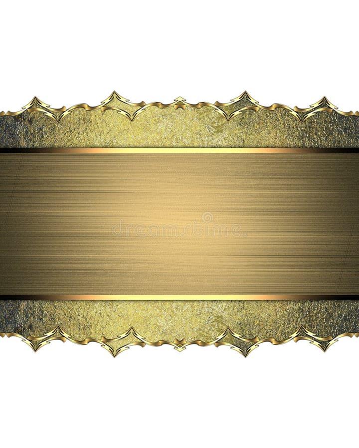 Красивая рамка с scuffed краями и картиной Элемент для конструкции Шаблон для конструкции скопируйте космос для брошюры или annou стоковые изображения