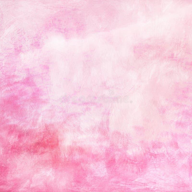 Красивая розовая пастельная предпосылка стоковые изображения