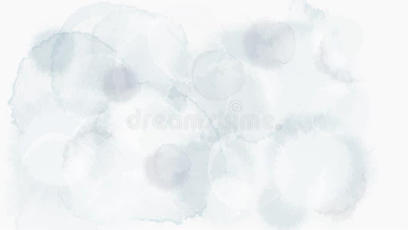 Красивая серая предпосылка цвета тона стоковые изображения rf