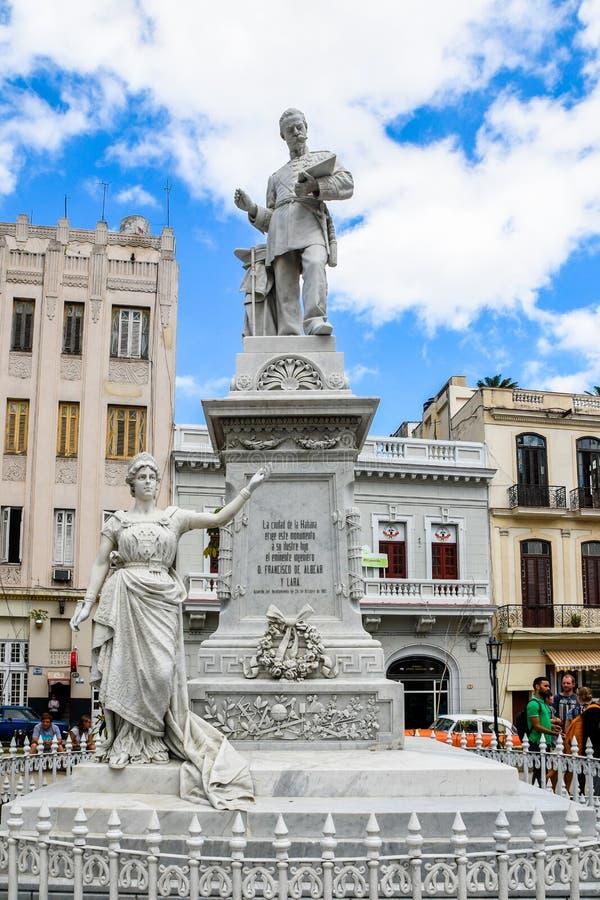 Красивая старая Гавана стоковое изображение
