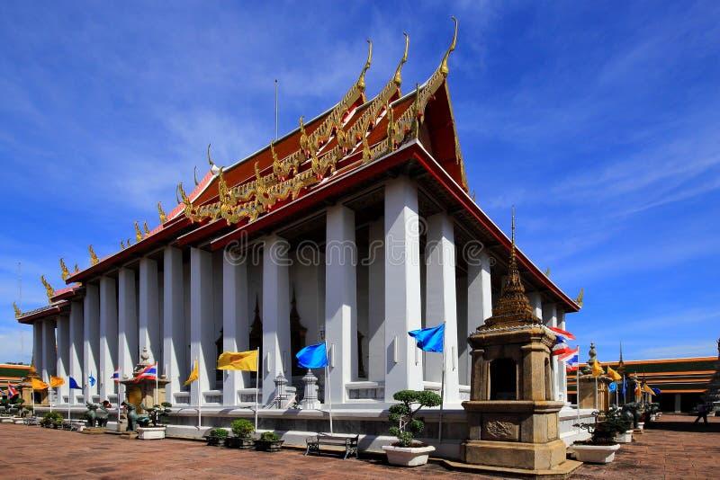 Красивая церковь в Thailland стоковые фото