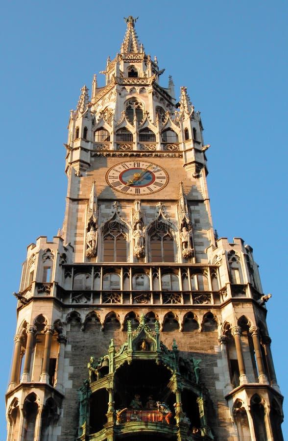 Download красивейшая башня стоковое изображение. изображение насчитывающей bluets - 87333