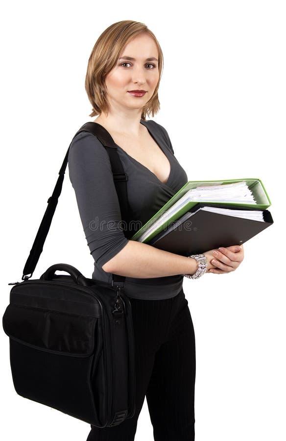 красивейшая белокурая женщина стоковое изображение rf