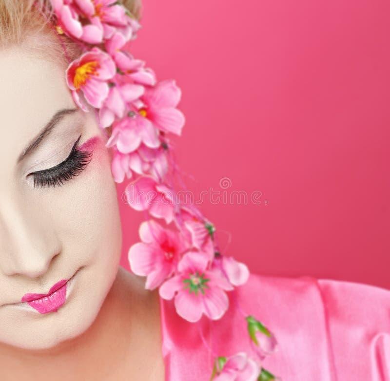 красивейшая гейша стоковые фотографии rf