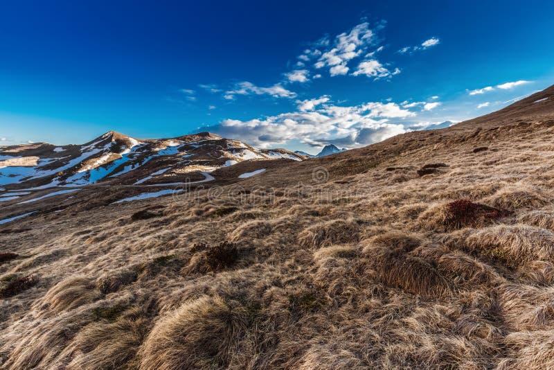 красивейшая гора ландшафта доломиты alps итальянские стоковая фотография