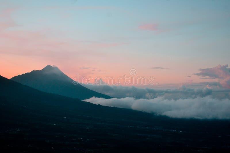 Красивейшая гора стоковые фото