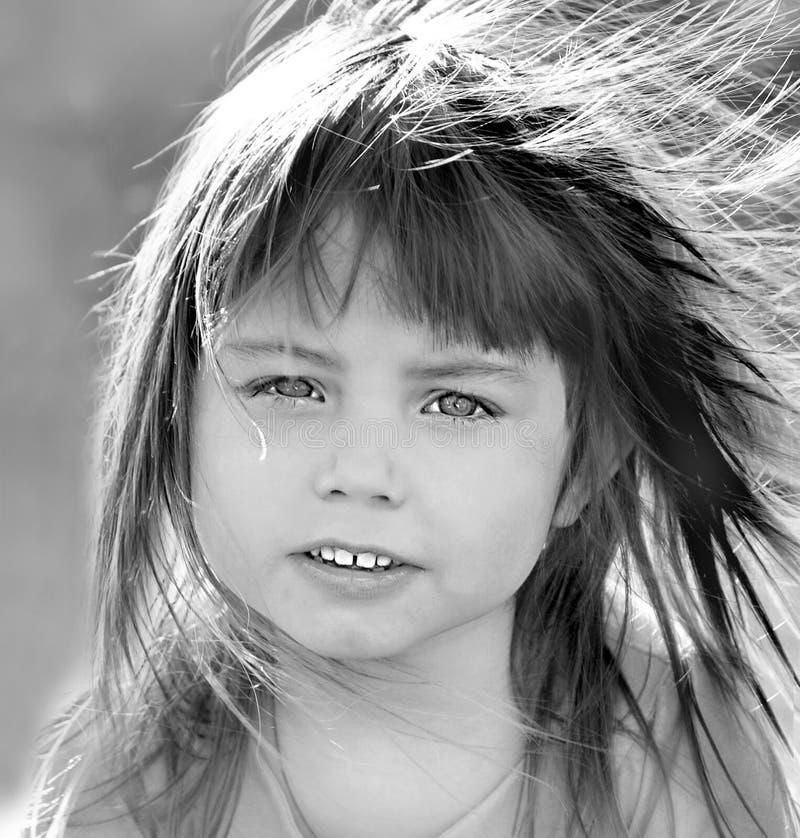 красивейшая девушка меньший портрет стоковое фото rf