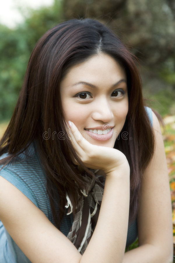 красивейшая девушка стоковое изображение rf
