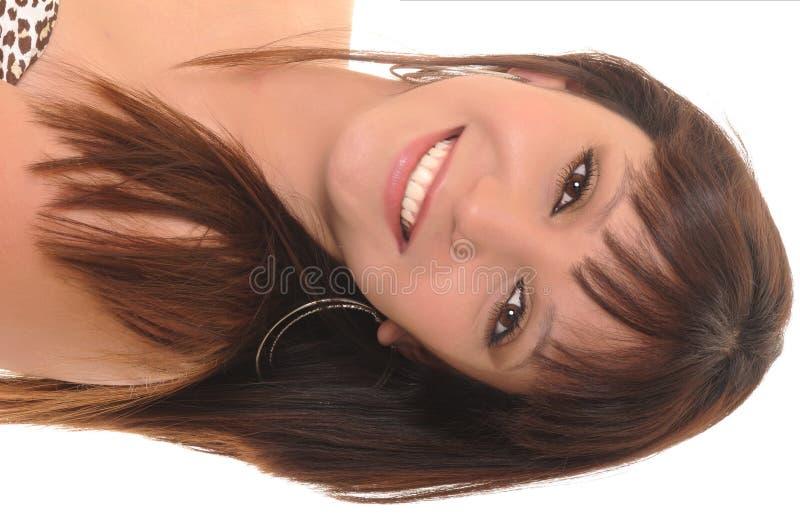 красивейшая девушка latina стоковое фото