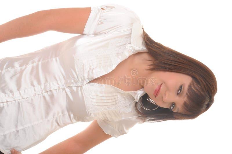 красивейшая девушка latina стоковое изображение