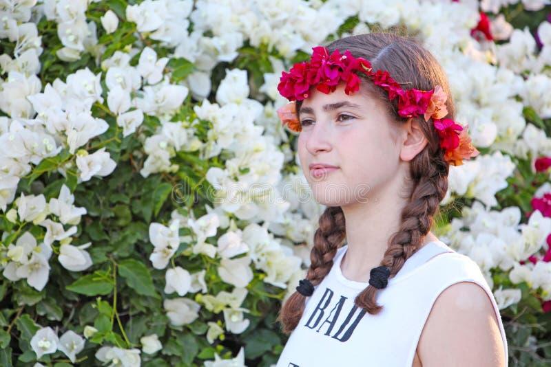 красивейшая девушка подростковая стоковое изображение