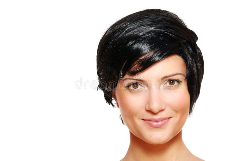 Download красивейшая женщина портрета Стоковое Изображение - изображение насчитывающей девушка, головка: 18384607